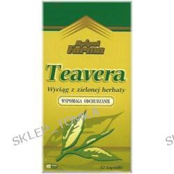 Teavera - wyciąg z zielonej herbaty w kapsułkach