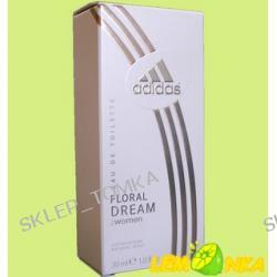 Adidas Floral Dream for women - woda toaletowa w spray'u dla kobiet 30ml