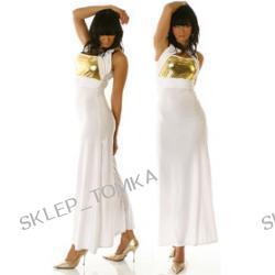 Elegance 01/3 - długa suknia wieczorowa