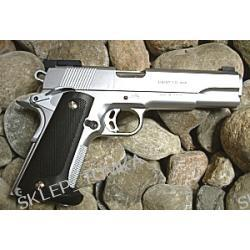 Cyber Gun Colt National Match Blow Back Silver