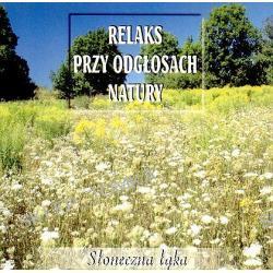 Relaks przy odgłosach natury - Słoneczna łąka