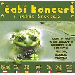 Żabi Koncert I Leśne Bractwo