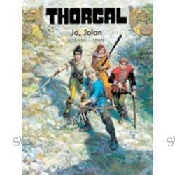Thorgal - tom 30. Ja, Jolan (oprawa twarda)