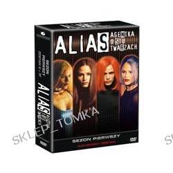 ALIAS - AGENTKA O STU TWARZACH (sezon 1) - wydanie 6 płyt DVD