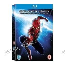 SPIDER-MAN TRYLOGIA - zestaw 3 filmów (BLU-RAY)