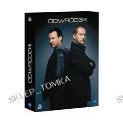 ODWRÓCENI (odc.1-13) - wydanie 4 płyt DVD