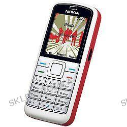 Telefon Nokia 5070 Red White