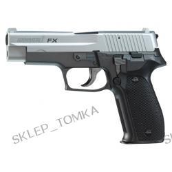Pistolet AIR-SOFT ASG HAMMERLI FX NIKIEL