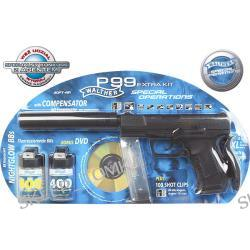 """Pistolet AIR-SOFT ASG WALTHER P99 SET """"Special Operations"""" 0,5 J"""