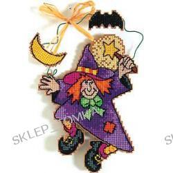 Zabawna Czarownica - Halloween