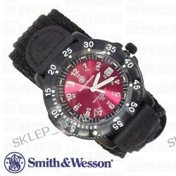 Zegarek Smith&Wesson Diver 450-Red