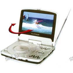 Telewizor Mini TV z DVD 18 cm z ekranem obrotowym (kat. B)