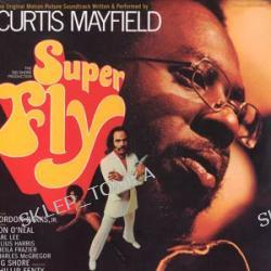 CURTIS MAYFIELD - SUPER FLY OST LP