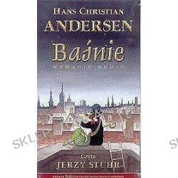 Baśnie - Hans Christian Andersen - książka audio na 4 CD