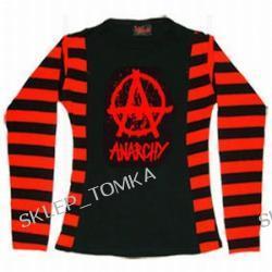 Bluzka Damska Anarchy red/black DARKSIDE