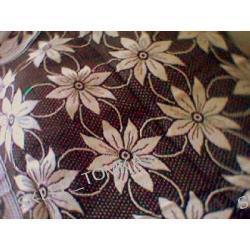 Komplet 3 narzut: na łóżko 170x205cm oraz 2 na fotele 66x170cm, czarny biały czarny
