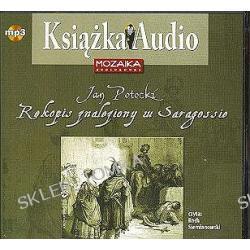 Rękopis znaleziony w Saragossie - książka audio na 2CD (format MP3)