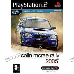 Colin McRae Rally 2005 Platinum (PS2)