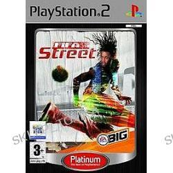 FIFA Street Platinum (PS2) Platinum