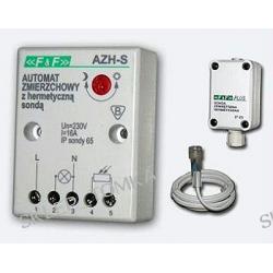 Automat zmierzchowy z zewnętrznym hermetycznym czujnikiem światłoczułym (tzw. sondą zewnętrzną)