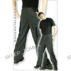 spodnie bojówki VINTAGE FATIGUES -M65 WASHED kolor czarny [05-3596-63] SPD-50