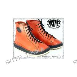 buty COCKNEY STEP - ORANGE (8 dziurek)