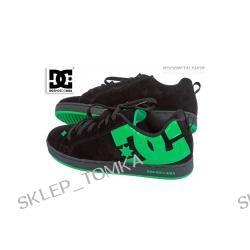 buty damskie DC - W'S COURT GRAFFIK black / emerald [300678] sezon JESIEŃ 2007