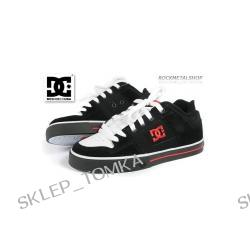 buty DC - PURE black/athletic red [300660] - sezon JESIEŃ 2007