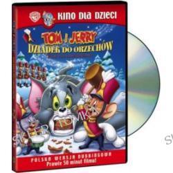 Tom i Jerry dziadek do orzechów
