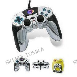 Gamepad Ps2 Speed-Link Chromepad, Czerwony Sl-4233-Trd