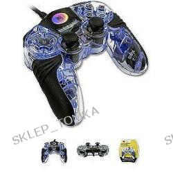 Gamepad Ps2 Speed-Link Crystalpad, Niebieski Sl-4232-Tbe