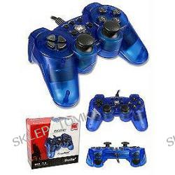 Gamepad Ps2 Speed-Link Strike, Niebieski Sl-4207-Tbe