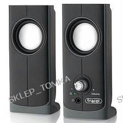 Głośniki 2+0 TRACER TWINS TRG-2-180-B USB