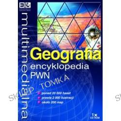 Multimedialna encyklopedia PWN Geografia (PC)