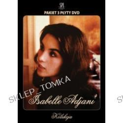 Kolekcja Isabelle Adjani - pakiet 3 filmów DVD