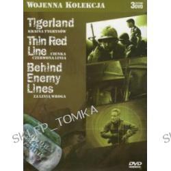Kolekcja Wojenna 3: Cienka Czerwona Linia, Kraina Tygrysów, Za Linią Wroga (3 dvd)