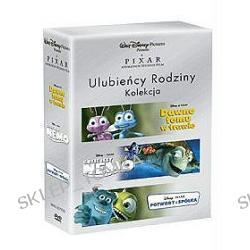 Pixar - Ulubieńcy rodziny: Gdzie jest Nemo, Potwory i spółka, Dawno temu w trawie