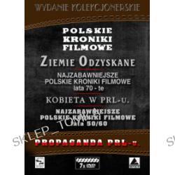 Propaganda PRL-u: najzabawniejsze Polskie Kroniki Filmowe (wydanie 7 płytowe)