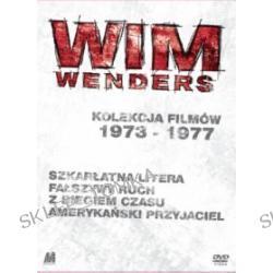 Wim Wenders lata 1973-1977 (pakiet 4 filmów)