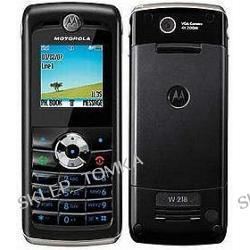 Telefon komórkowy Motorola W218 Black