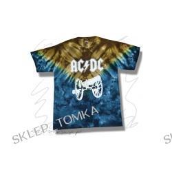 koszulka barwiona AC/DC - CANNON [KSZP-295] (sz) Underground Fashion