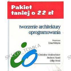 Architektura oprogramowania w praktyce / Tworzenie architektury oprogramowania (PAKIET)