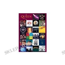 Plakat Queen - plakat z okładkami płyt 61x92