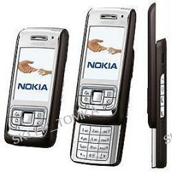 Telefon komórkowy Nokia Smartphone E65 Mocca Silver