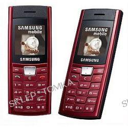 Telefon komórkowy Samsung C170 Red
