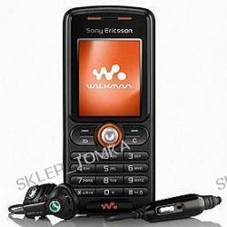 Telefon komórkowy Sony Ericsson W200i Black