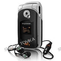 Telefon komórkowy Sony Ericsson W300i Black