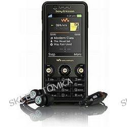 Telefon komórkowy Sony Ericsson W660i Black