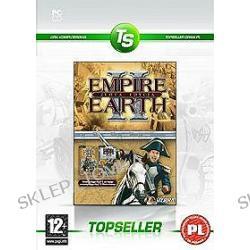 Empire Earth II Złota Edycja (seria TopSeller)