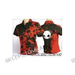 bluzka polo barwiona CHINA SKULL [KPOL-119] (sz) Underground Fashion